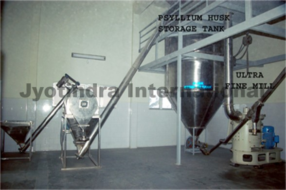 Milling Facility,Jyotindra International